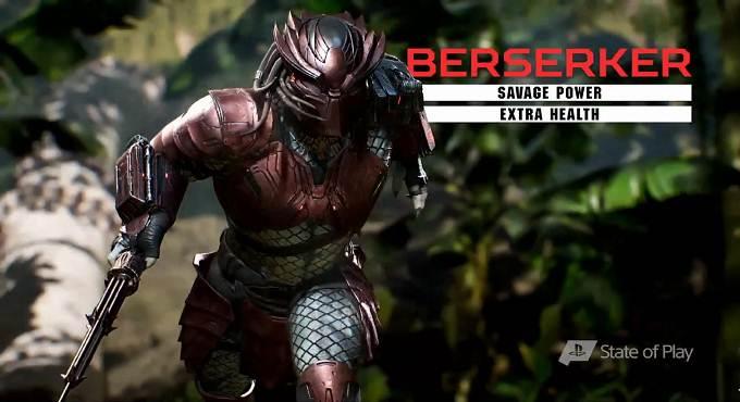 Berserker - Overlord Build Guide  Meilleurs Builds de Predator Hunting Grounds
