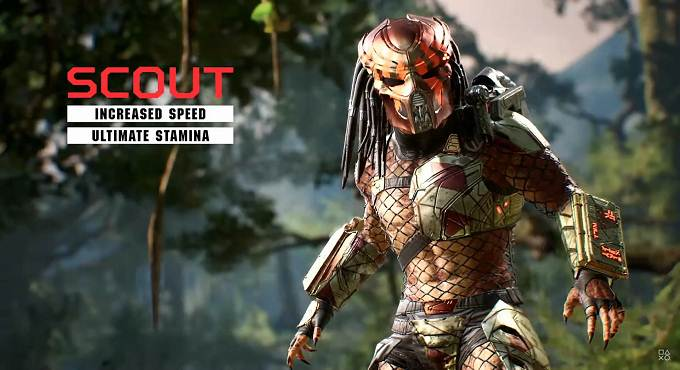 Scout - Construction Ombre (Shadow Build) Guide Predator Hunting Grounds