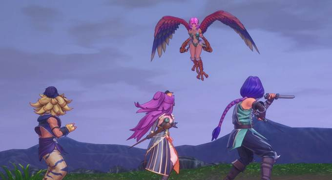 Comment Vaincre Harcypete dans Trials of Mana Guide