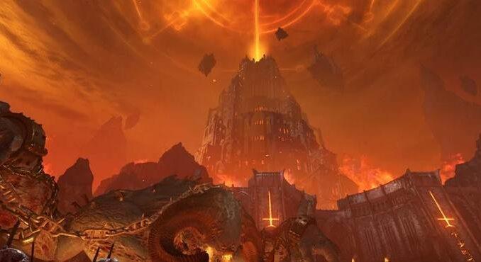 Comment atteindre le point d'interrogation dans la forteresse de DOOM Eternal Guide