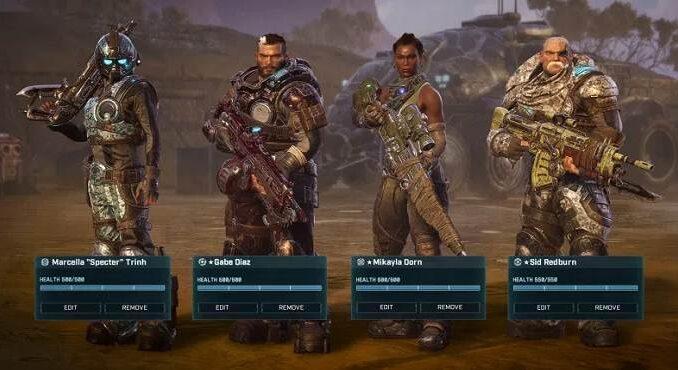 Comment débloquer des classes dans Gears Tactics Guide
