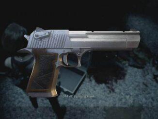 Comment obtenir .44 AE Lightning Hawk dans Resident Evil 3 Remake Guide