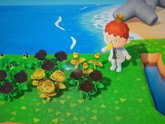 Comment obtenir des roses dorés dans Animal Crossing New Horizons