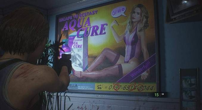 Comment ouvrir le Coffre-fort de la reine Aqua Cure dans Resident Evil 3 Guide RE3 Remake