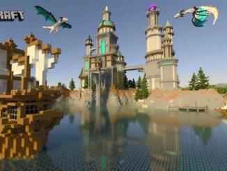 Télécharger et installer Minecraft RTX bêta et accéder aux 6 nouvelles mondes gratuitement Guide
