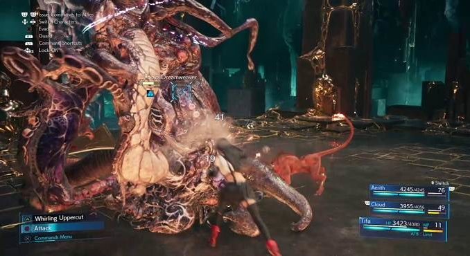 Comment vaincre Jenova Dreamweaver dans Final Fantasy 7 Remake