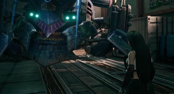 Comment vaincre le gardien de crabe dans Final Fantasy 7 Remake Guide