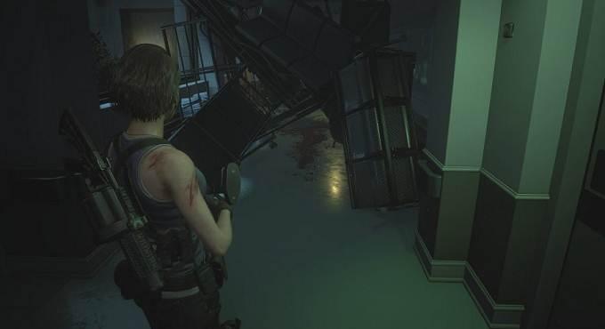 Guide Emplacement du .44 AE Lightning Hawk dans Resident Evil 3 Remake