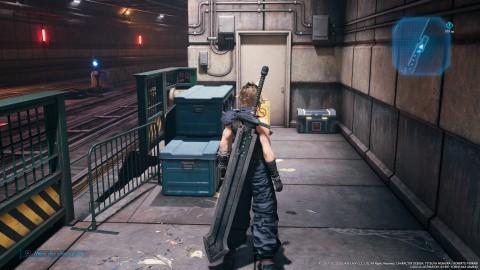 Emplacements Coffres dans FF7 Remake Chapitre 5 Suivez le chien Guide PS4 Xbox One