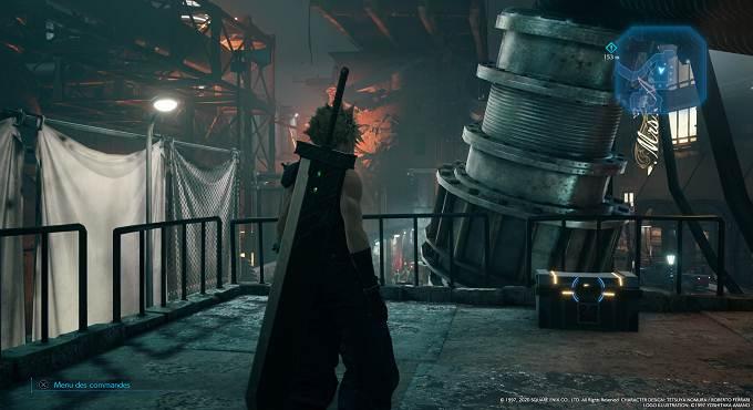 Soluce complète Final Fantasy 7 Remake Chapitre 2 collectibles, Materia, Boss