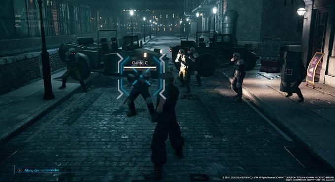 Final Fantasy VII Remake Chapitre 2 Soluce Complète