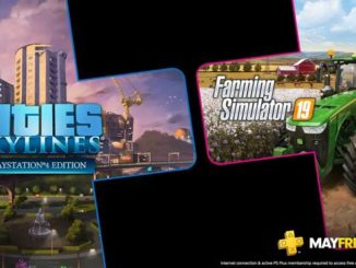 Jeux PS4 PlayStation Plus pour mai 2020 : Cities: Skylines et Farming Simulator 19