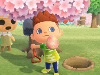 Liste des plans de la fête des oeufs dans Animal Crossing New Horizons (Pâques) Guide