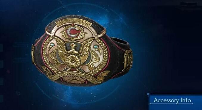 Où trouver la ceinture des champions dans FF7 Remake Guide