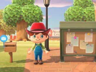 Obtenir boîte aux lettres personalisé dans Animal Crossing New Horizons Guide