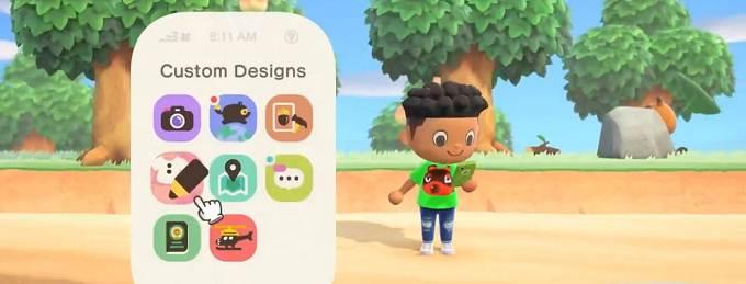 Publier des conceptions sur le portail de design personnalisé dans Animal Crossing New Horizons Guide