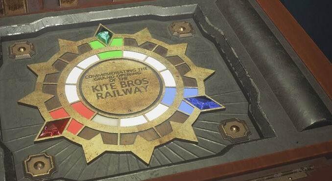 Puzzle de métro dans Resident Evil 3 Remake Guide