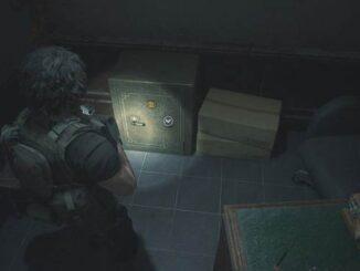 Tous les codes de casiers et codes de sécurité dans Resident Evil 3 Remake Guide