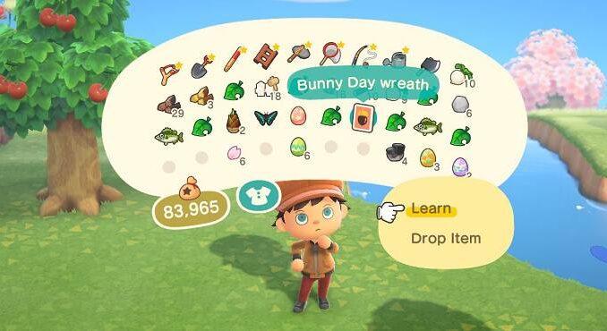 Toutes les recettes de bricolage de fleurs de cerisier dans Animal Crossing: New HorizonsGuide