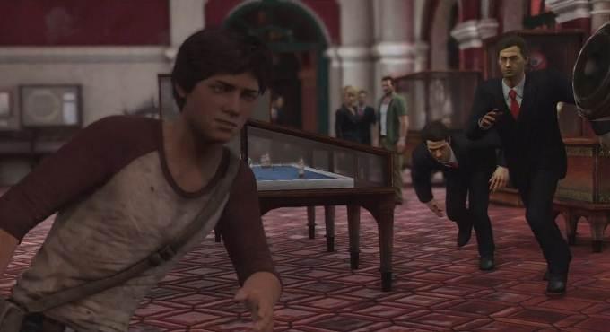 Uncharted 3 Drake's Deception Trésors et Collectibles chapitre 3 Guide