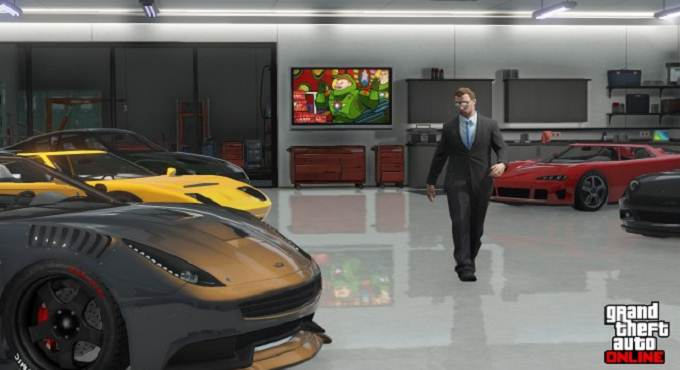 Achat Garages dans Grand Theft Auto Online / GTA 5 / GTA 6