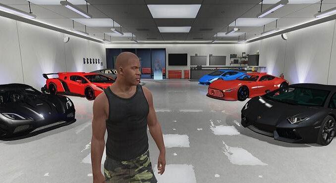 Comment Acheter Garages dans GTA Online / GTA 5 / GTA 6