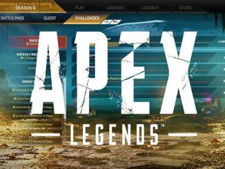 Apex Legends Saison 5 Gagner rapidement des points de défi (CP) - Guide