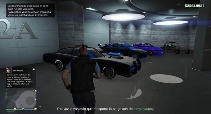 Gagner de l'argent dans GTA Online - GTA 5 - GTA 6, Cargaison spéciale et cargaison de véhicule