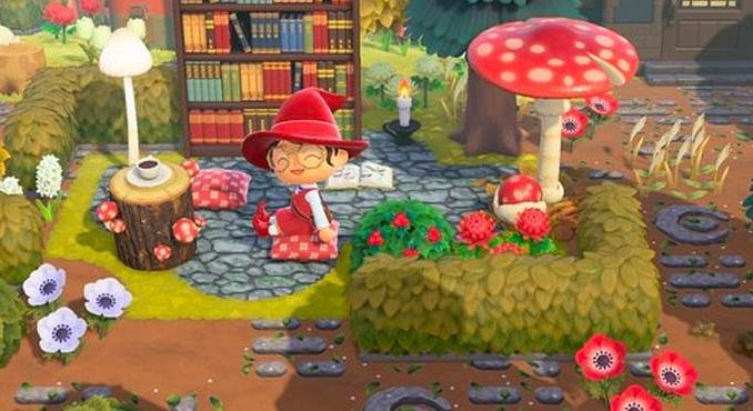 Guide des Champignons dans Animal Crossing New Horizons
