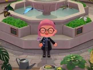 Codes personnalisés vêtements Harry Potter dans Animal Crossing New Horizons