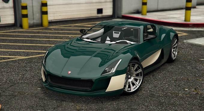 Coil Cyclone GTA 5 - GTA 6 - GTA Online