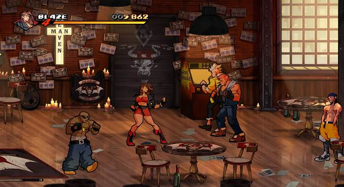 Combat de Boss secrets Abadede - Streets of Rage 4 Guide
