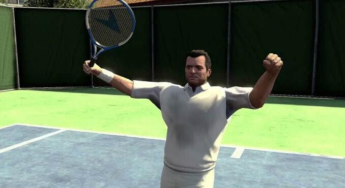 Comment jouer au Tennis dans GTA Online / GTA 5