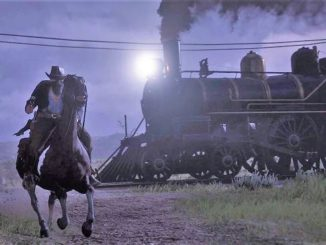 Comment voler un train dans Red Dead Redemption 2 Guide
