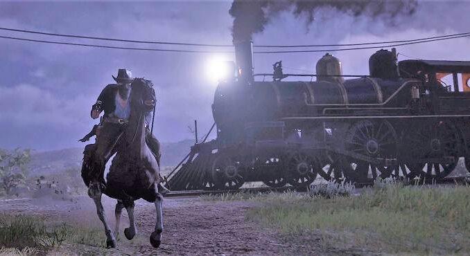 Comment voler un train dans Red Dead Redemption 2 Guide