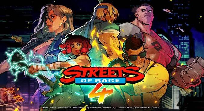 Boss Secrets Streets of Rage 4 - Débloquer combattants des anciens Streets of Rage Guide