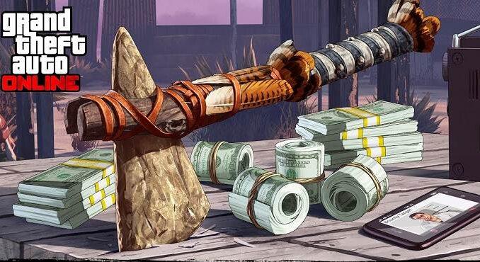 Débloquer la hachette en pierre dans GTA Online - GTA 5