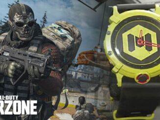Débloquer la montre mobile dans Warzone