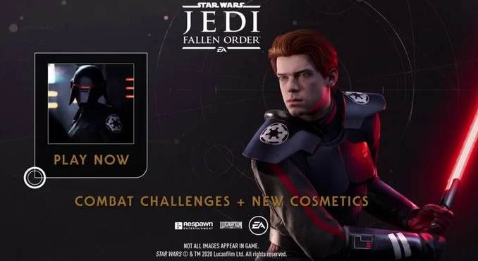 DLC Star Wars Jedi Fallen Order Débloquer New Journey + Guide