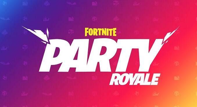 Fortnite Party Royale Comment assister à l'événement Party Royale Concert