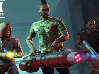 GTA 5 Online : 500 000 GTA$ Gratuit et hommage à la technologie laser