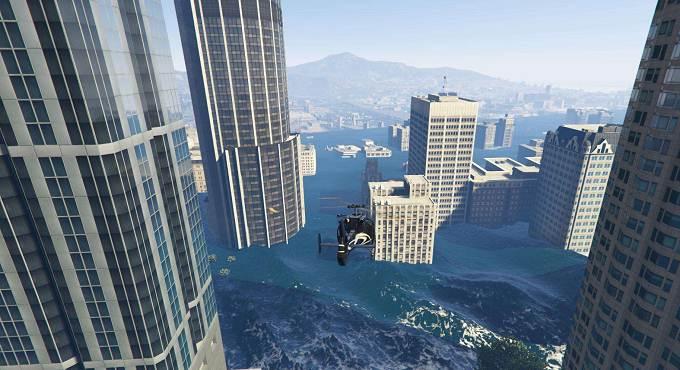 Télécharger GTA 5 Tsunami Mod