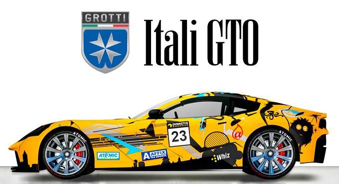 GTA Online Itali GTO GRotti - GTA V / GTA VI