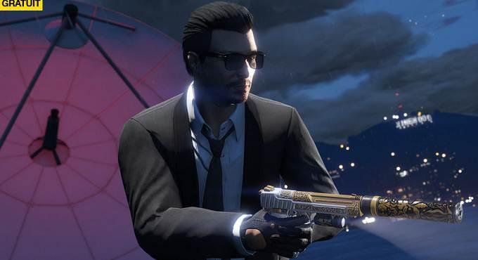 GTA Online Pistolets gratuits chez Ammu-Nation - GTA 5 / GTA 6