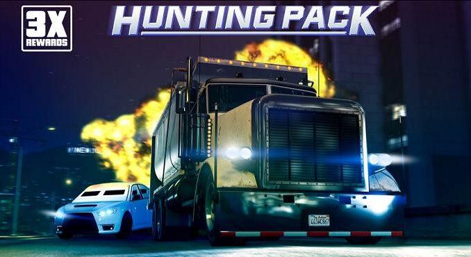 GTA Online Bonus de 1 000 000 GTA$ et Récompenses triplées