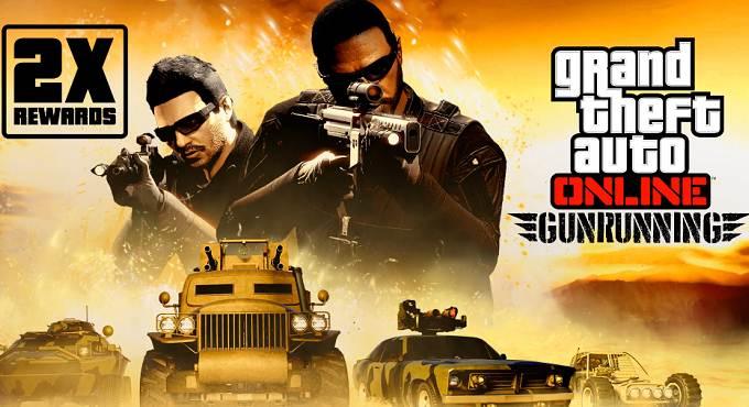 Bonus dans les Épreuves bunker - GTA Online / GTA 5 Mise à jour