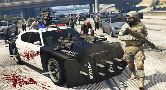 Télécharger GTA V Mod Zombie