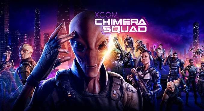 Guide de tous les trophées XCOM Chimera Squad