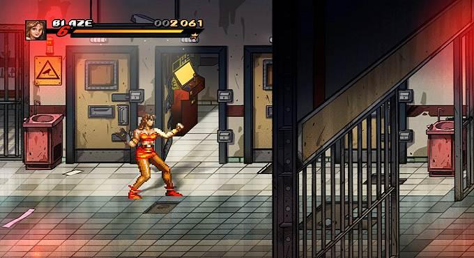 Jack - Boss secrets dans Streets of Rage 4 Guide