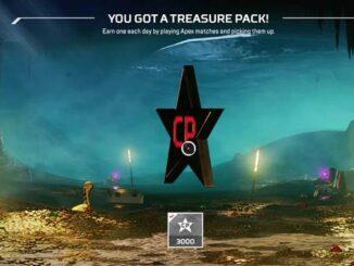 Où trouver des Packs de trésors dans Apex Legends Saison 5 Guide